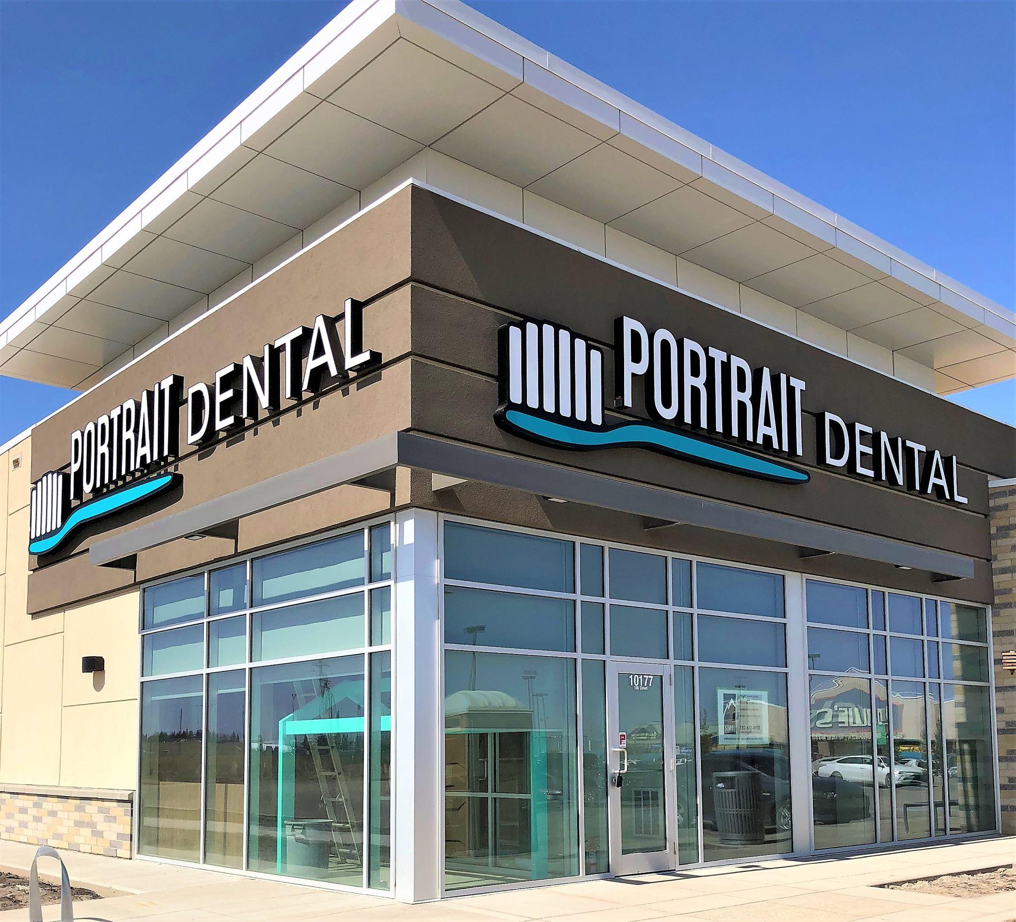 Portrait Dental Store Front
